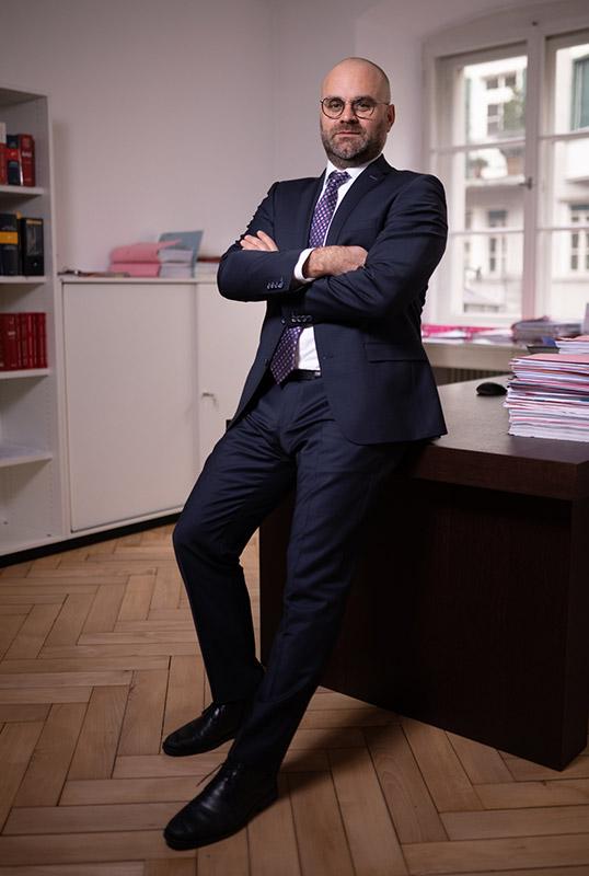 Patrick Beichl –Rechtsanwalt & Strafverteidiger